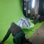 Greenscreen Shooting