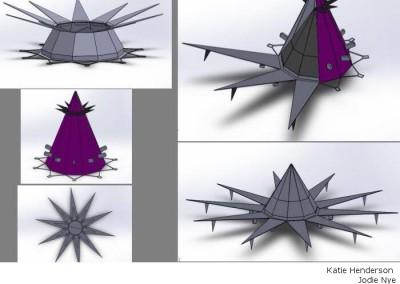 Initial CAD