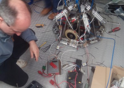 Pneumatic Systems Testing