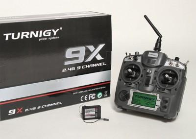 Turnigy 9X Transmitter
